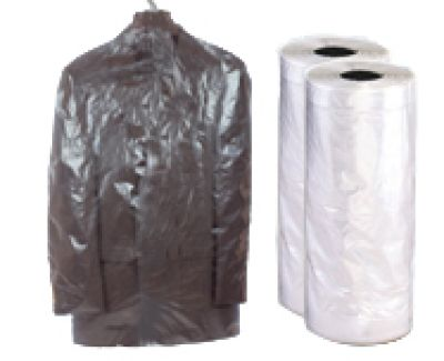 Gusseted Garment Covers