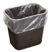 Linear Low Density Trash Bags - Clear