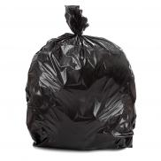 Low Density Trash Bags - Black
